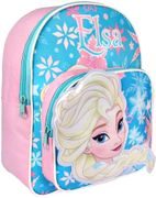 Disney Frozen Elsa Small Backpack Kids School Travel 3D Rucksack Bag