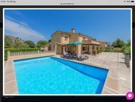 Villa Can Pansa, Menorca, Villa Only for 4 People. Price per Person