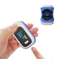 Finger-Clamp Pulse Oximeter for £7.86
