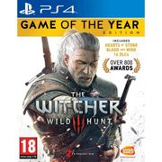 PS4 the Witcher 3: Wild Hunt - GOTY £12.30 Delivered at the Game Collection