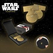 Star Wars Official Medal of Yavin Collector's Pin Badge