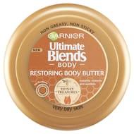 Ultimate Blends Honey Body Butter Very Dry Skin 200ml