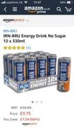 Iru Bri Energy Drink