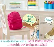 Beatrix Potter Gifts - Free Peter Rabbit Purse Key Ring When You Spend £30