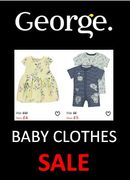 BABY CLOTHES SALE - Asda GEORGE