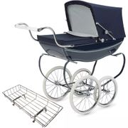 Silver Cross Dolls Pram Oberon Inc. FREE Shopping Tray