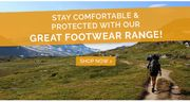 Hawkshead - up to 50% off Fantastic Footwear
