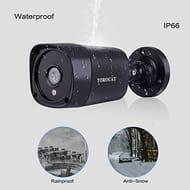 TOROCAT PoE Security Camera 2.0MP 1080P CCTV Bullet IP Camera