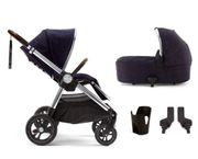 Ocarro 4 Piece Starter Bundle - Dark Navy Only £899