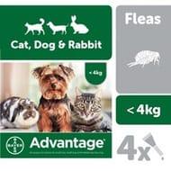 25% Off Advantage Flea Treatment