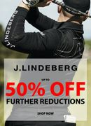 Scottsdale Golf - J.LINDEBERG up to 50% Discount - Great buy!