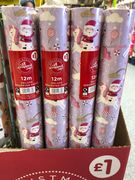 Unicorn Christmas Wrapping Paper