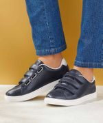 Leather Trainers at Damart Only £13.5