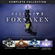 Destiny 2: Forsaken Complete Collection - Game and Expansions £19.99 PSN