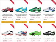 Boys Football Boots - Massive Savings