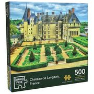 Chateau De Langeais France 500 Piece Jigsaw Puzzle