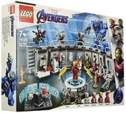 Best Ever Price! LEGO 76125 Marvel Avengers Iron Man Hall of Armor