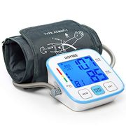 HOMIEE Blood Pressure Monitor Blue/Yellow