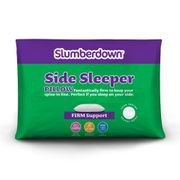 Cheap Slumberdown Firm Side Sleeper Pillow on BOGOF, reduced by £7.97!