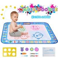 Pipigo Doodle Mat, Water Doodle Mat Large(100 X 76 Cm) Kids
