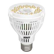 25% off SANSI Grow Light Bulb for Indoor Plants Full Spectrum Plant Light