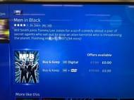 Free Men in Black (1997) Digital Movie in Sky Store