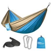 Forbidden Road Hammock Single Double Camping Lightweight Portable Parachute