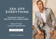 25% off Everything (Full Price) at Burton