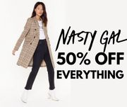 Nasty Gal - 50% off EVERYTHING