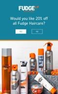 Fudge at Bath & Unwind - 20% off All Fudge Haircare