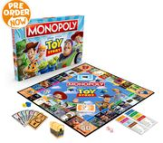 Toy Story Monopoly Pre Order
