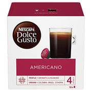 48 NESCAFE DOLCE GUSTO Americano Coffee Pods On Sale From £13.47 to £10.5