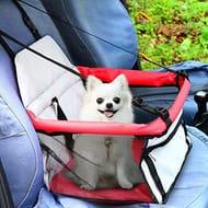 PawHut Dog Cat Puppy Pet Car Booster Seat
