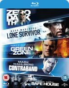 Zero Dark Thirty/Lone Survivor/Green Zone/Contraband/Safe House £4.49 at Zoom