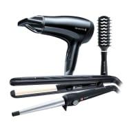 Remington - Triple Haircare Gift Pack S3500GP