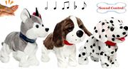 Interactive Dog Toy with Movement Sensor - 5 Designs