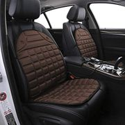 Car Heating Cushion Electric Heating Front Seat Cushion Cover Backrest