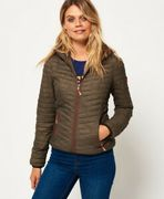 Cheap Womens Superdry Vintage Fuji Jacket Olive - Save £32