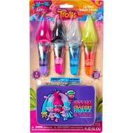 Trolls Lip Gloss & Tin Set
