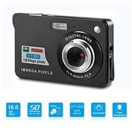 Youmeet Digital Cameras - 2.7 Inch 18 MP Compact Digital Camera