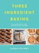 Three Ingredient Baking for Only 99p( Ebook)