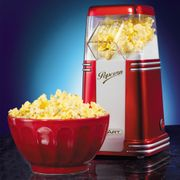 *SAVE £14* Smart Retro Mini Hot Air Popcorn Maker