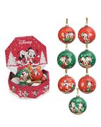 Mickey and Minie Mouse Baubles