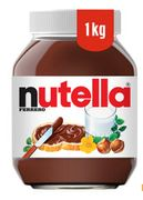 1kg Nutella £4 at Asda
