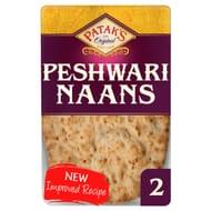 Pataks Peshwari Naan Bread 2Pack