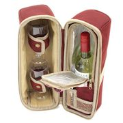 Greenfield Collection Deluxe Mulberry Red Wine Cooler