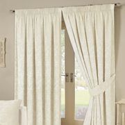 Pencil Pleat Curtains, Cream at Wayfair UK Only £20.66