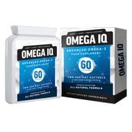 Omega 3 Fish Oil Capsules (120 Capsules - 2 Months Supply) 1100mg per Capsule