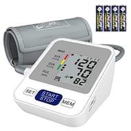 Lightning Deal Upper Arm Blood Pressure Monitor,Blood Pressure Machine