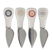 Set of 4 Gourmet Cheese Knives